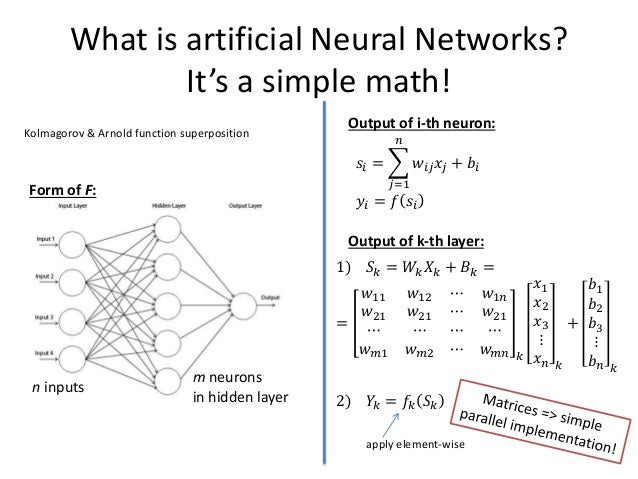 an overview of neural networks Neural networks can be trained to process an audio signal and filter it appropriately control —you may have read about recent research advances in self-driving cars neural networks are often used to manage steering decisions of.