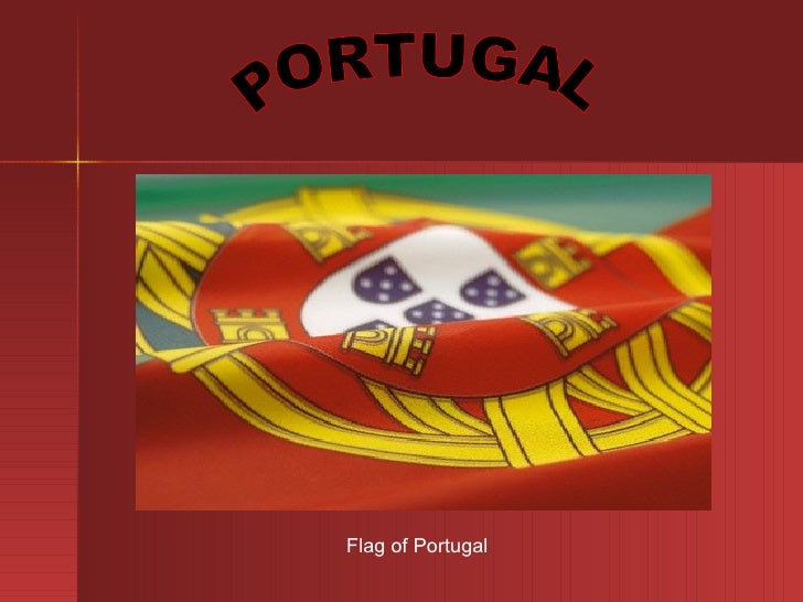 PORTUGAL Flag of Portugal