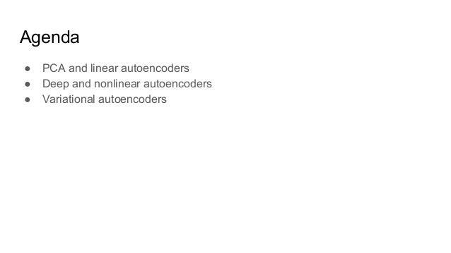 Jonathan Ronen - Variational Autoencoders tutorial Slide 2