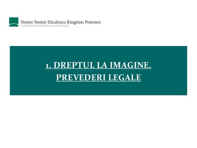 Dreptul la imagine vs Libertatea de exprimare Slide 3