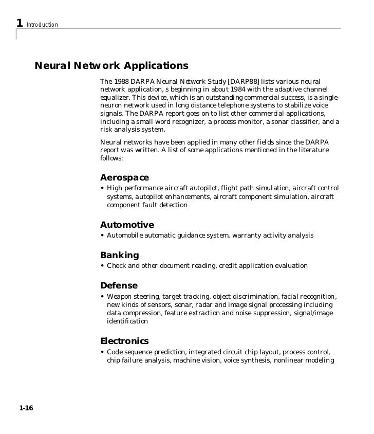 neural networks with matlab pdf