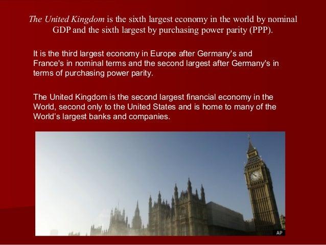 The economy and everyday life