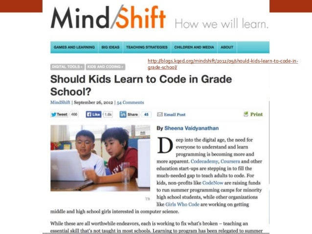 Getting Started with Coding Slide 3