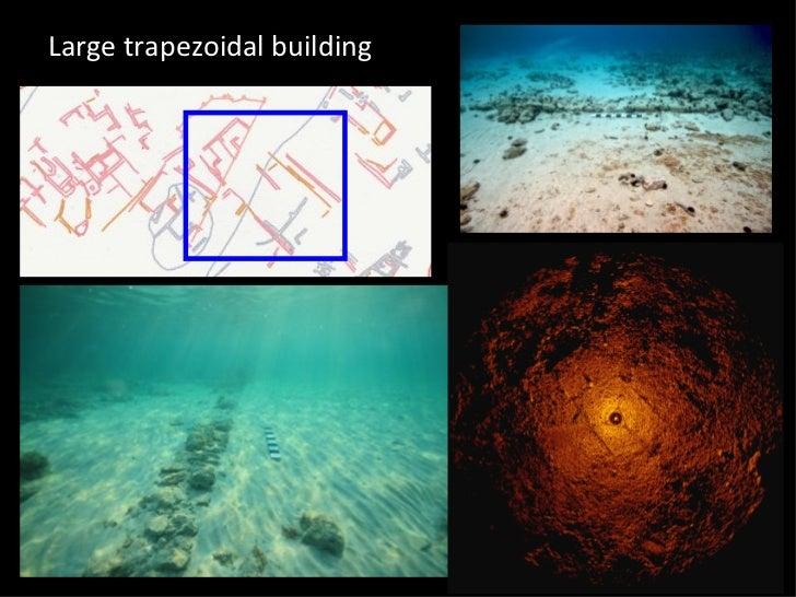 Large trapezoidal building