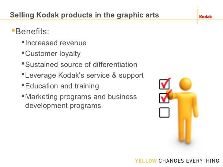 executive summary of kodak Read this essay on kodak and the digital revolution (a) come browse our large digital warehouse of free sample essays  kodak summary 1 evaluate kodak's strategy in traditional photography  executive summary:  eastman kodak is an industry leader in developing, manufacturing, and marketing different imaging products for leisure.