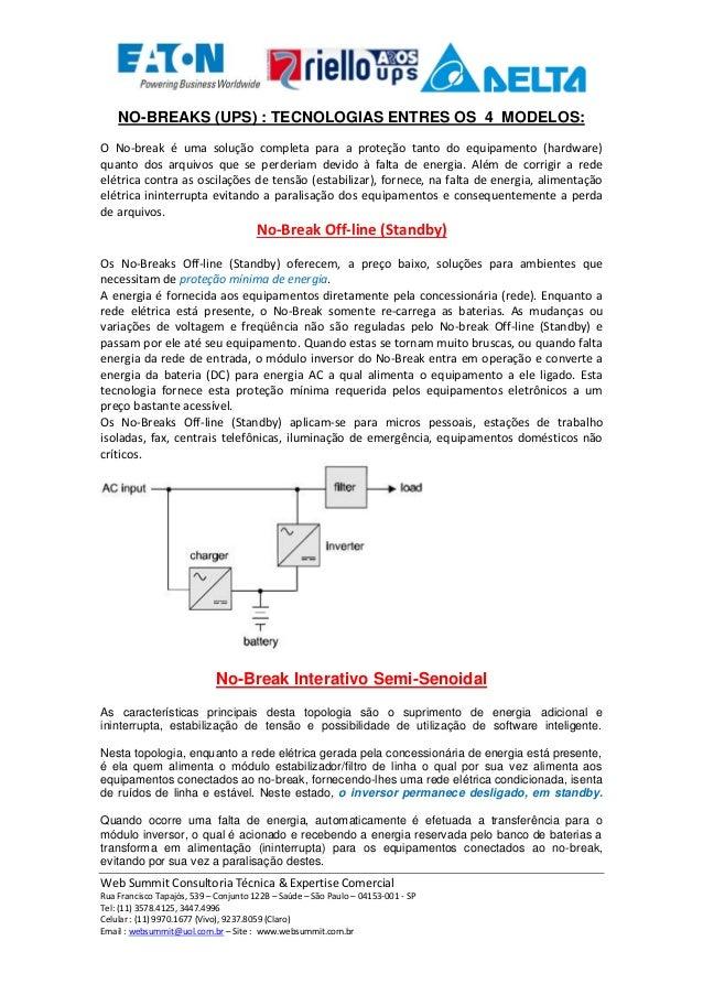 Web Summit Consultoria Técnica & Expertise Comercial Rua Francisco Tapajós, 539 – Conjunto 122B – Saúde – São Paulo – 0415...