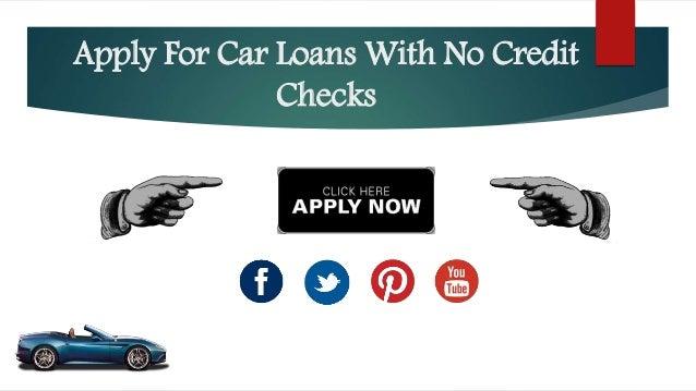 Do I need a credit check?