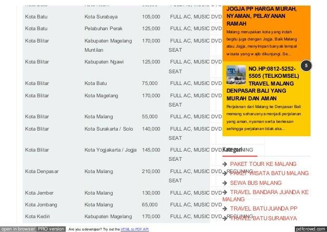 pdfcrowd.comopen in browser PRO version Are you a developer? Try out the HTML to PDF API Kota Batu Kota Kediri 65,000 FULL...