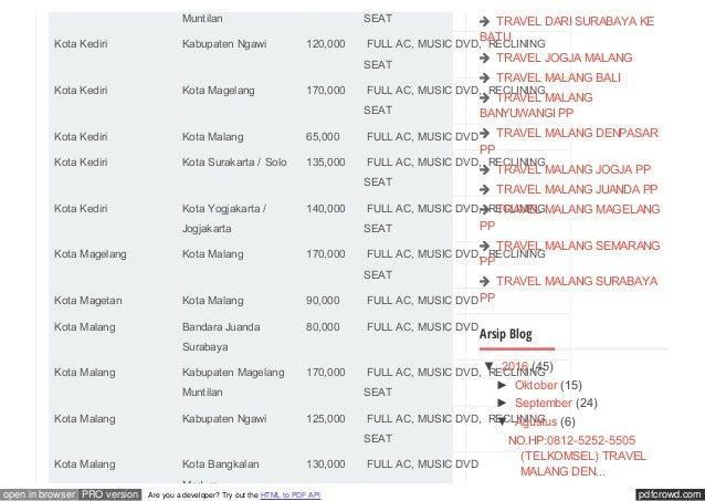 pdfcrowd.comopen in browser PRO version Are you a developer? Try out the HTML to PDF API Muntilan SEAT Kota Kediri Kabupat...