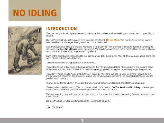 do the work steven pressfield pdf download