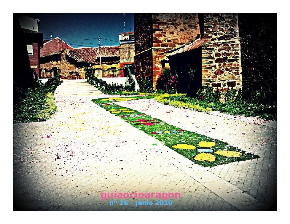 PORTADA                     Arte floral en un ricón de España                  Fiesta Sacramental Manganeses 2010         ...
