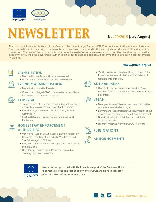 www.pravo.org.ua ä ð å www.pravo.org.ua CONSTITUTiON •New Verkhovna Rada of Ukraine was elected •What do the Ukrainians ...