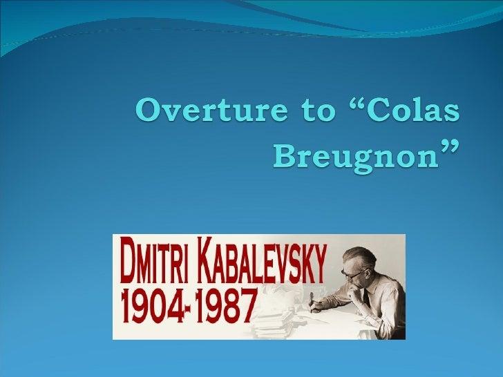 No 2kabalevskypresentation2 Slide 1