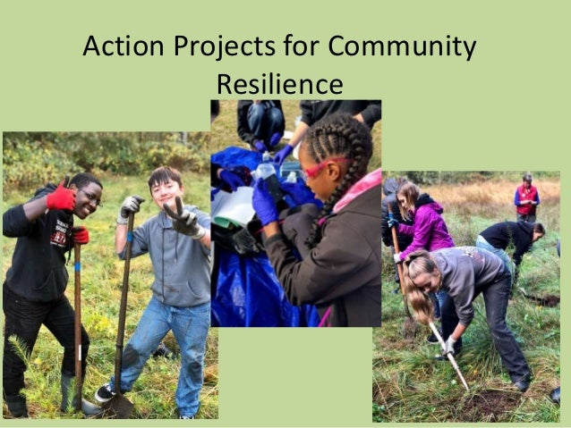 Action Projects for Climate Resiliency