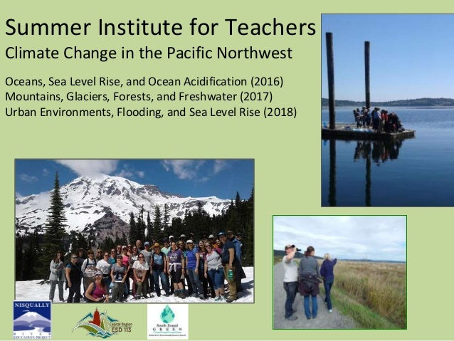 Climate Resiliency Fellows • Quarterly meetings • Free clock hours • Engage with local scientists and experts • Receive fu...