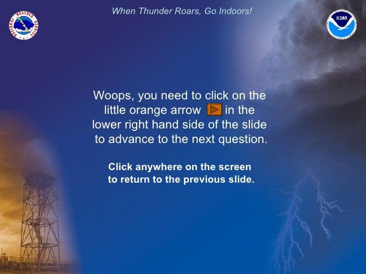 noaa lightning safety game