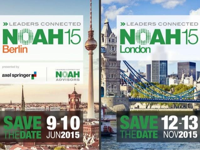IronSource - NOAH14 London Slide 2