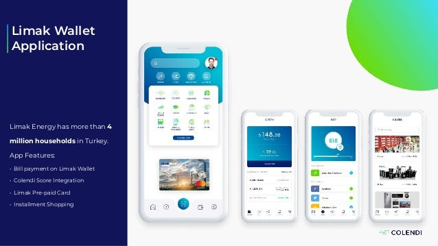 Limak Wallet Application Limak Energy has more than 4 million households in Turkey. App Features: • Bill payment on Limak ...