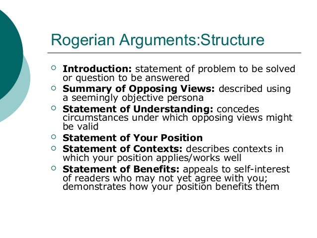 Sample Toulmin Argument