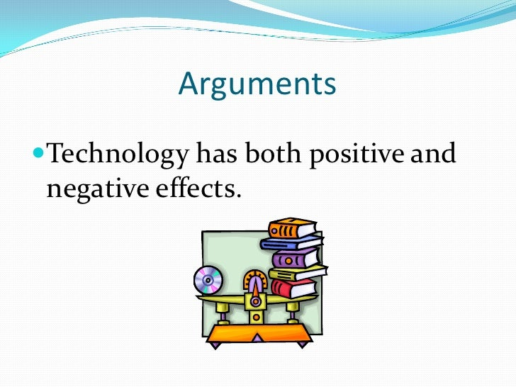 the negative impact of technological improvement 12 major negative impacts of technology on society let us delve into some of the negative impacts that technology has the negative impact it holds is the.