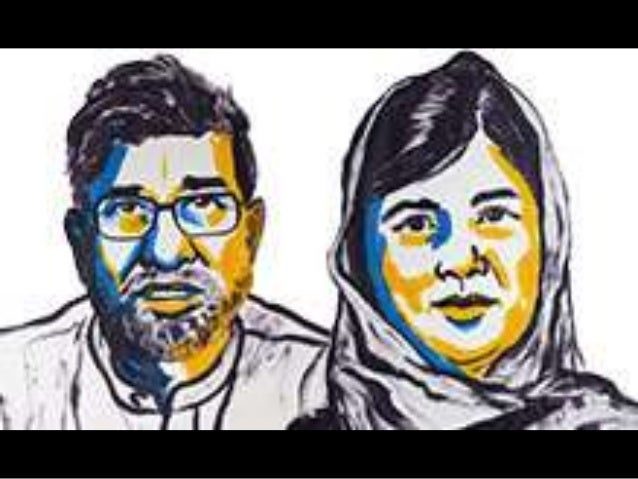 "2014 Nobel Peace Prize  The Nobel Peace Prize 2014 was awarded jointly  to Kailash Satyarthiand Malala Yousafzai""for their..."
