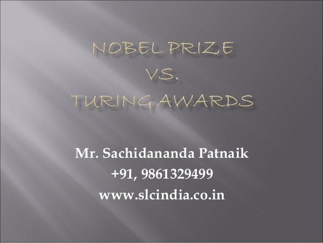 Mr. Sachidananda Patnaik     +91, 9861329499   www.slcindia.co.in