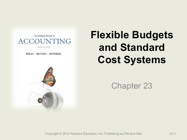 accounting chapter 23