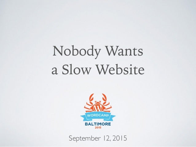 Nobody Wants 