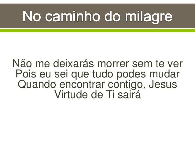 SACER NO MILAGRE BAIXAR CAMINHO DO DAVI