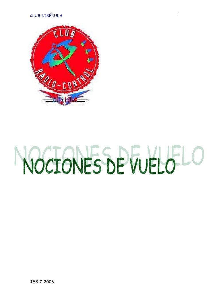 1 CLUB LIBÉLULA     JES 7-2006