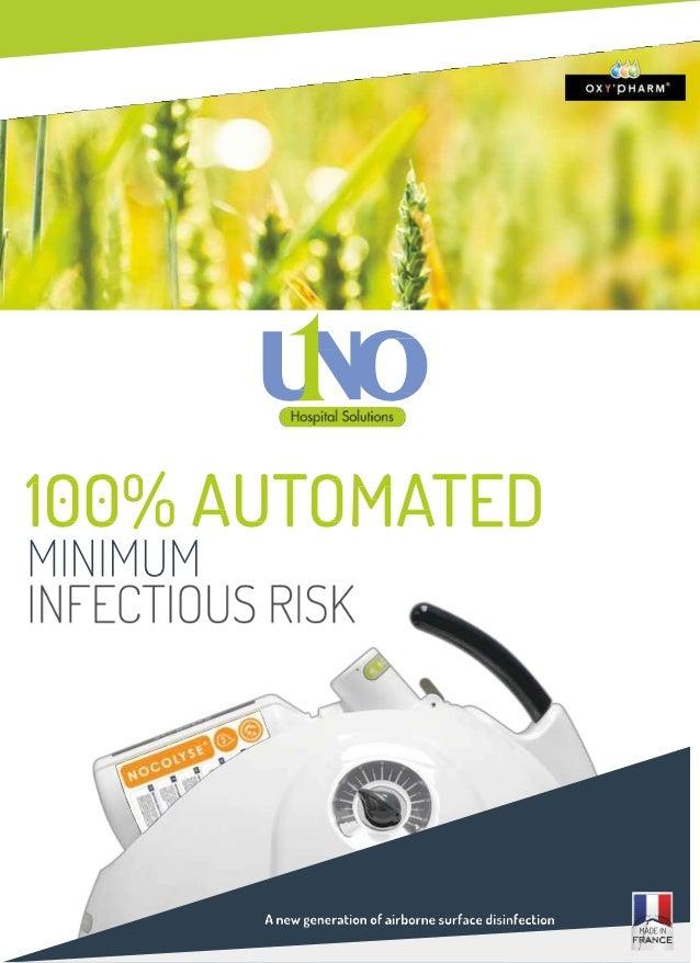 Nocospray Machine | UNO Hospital Solutions