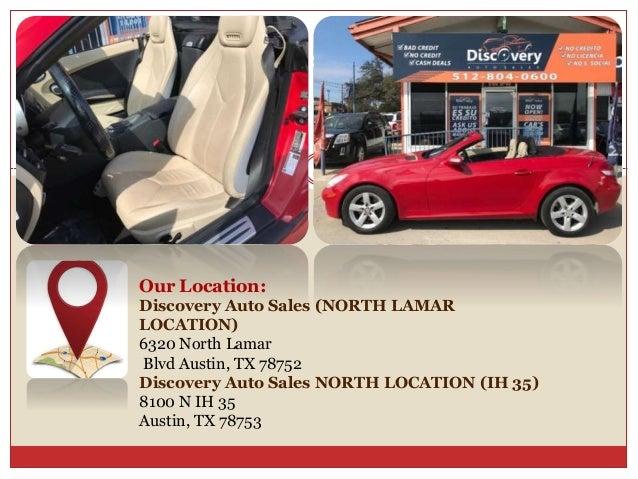 No Credit Check Car Lots >> No Credit Check Cars Austin Tx