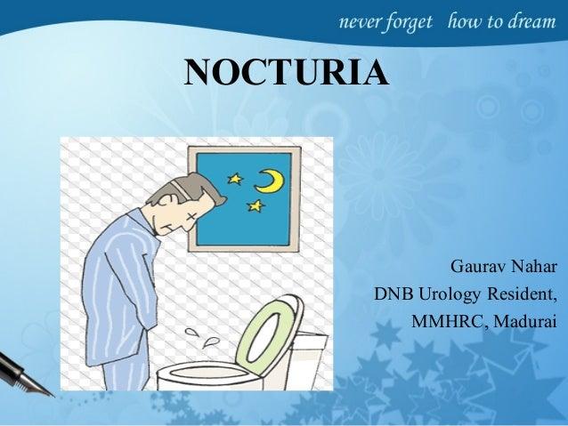 nocturia, Skeleton