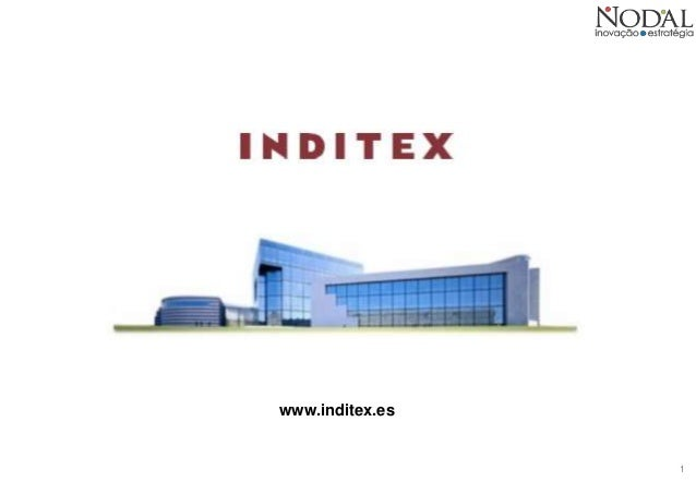 1 www.inditex.es