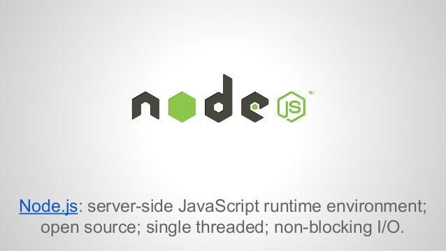 Node.js vs Play Framework Slide 2