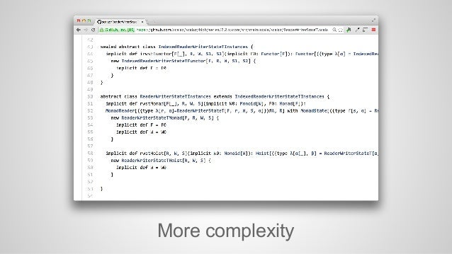 Play is stable, but not mature: backwards  incompatible API changes every release.  Play は安定だがまだ成長期。APIはよく変わる
