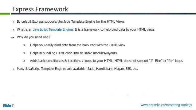 Create restful web application with nodejs express framework template engines error handling 7 pronofoot35fo Choice Image