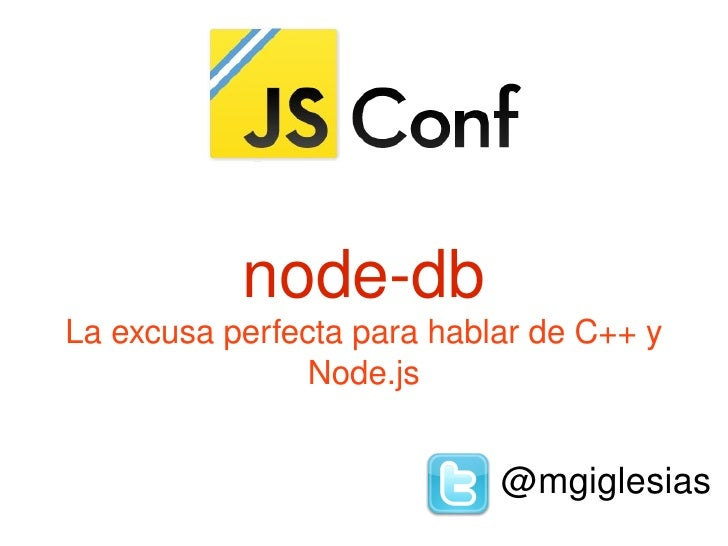nodedb    LaexcusaperfectaparahablardeC++y                    Node.js                                          ...