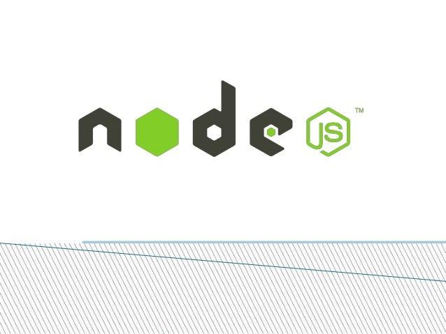 Што е Node.JS и како настанал Кои се основните карактеристики на Node.JS и како функционира во позадина Како треба да г...