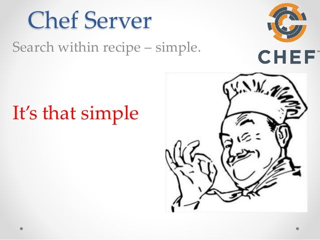 Chef Node Search API · GitHub