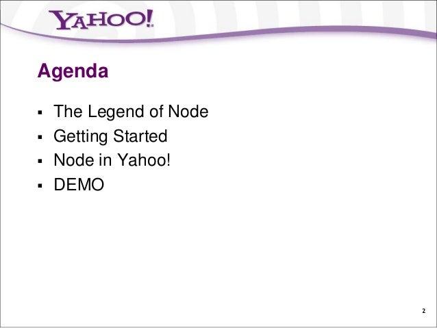 淺談 NodeJS 與框架 Slide 3