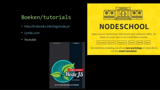node js client server tutorial