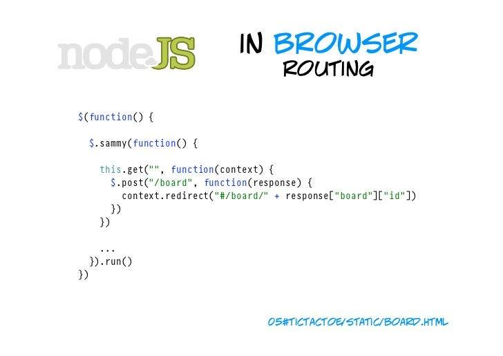 "in browser                                  routing/start game  varcomet=newFaye.Client(""/comet"") vargame=n..."