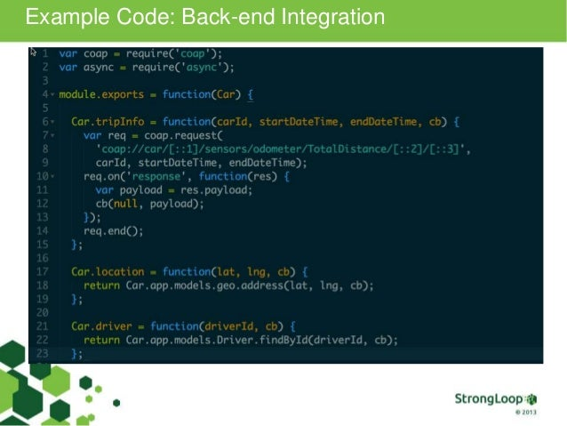 Node: The Integration Fabric of the Future