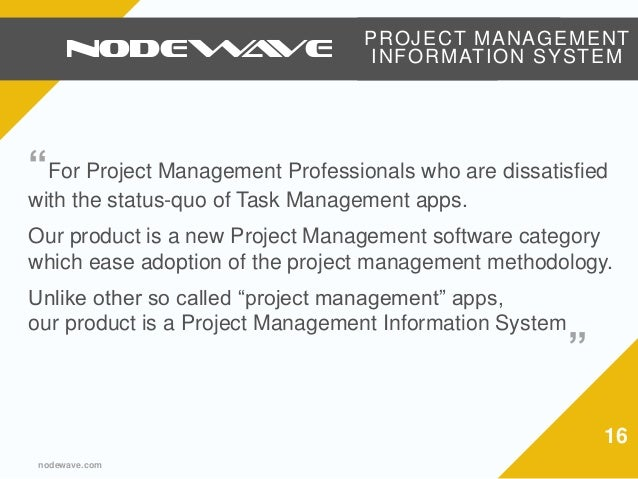 nodewave pmis professional project management software 16 638 - Have you heard about Merchandising Software
