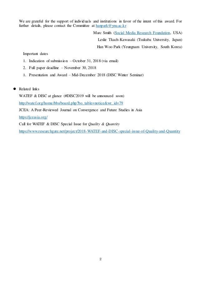 NodeXL Network Visualization Award Slide 2