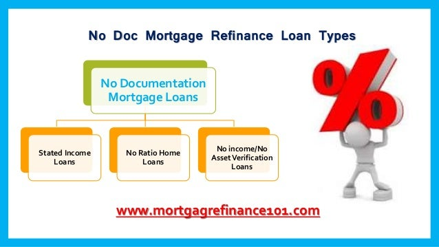 How Can No Doc Mortgage Loans Work For You With Low Rates ...