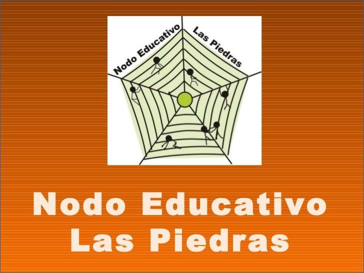 Nodo Educativo Las Piedras