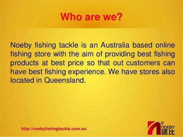 noeby fishing tackle australia, Reel Combo