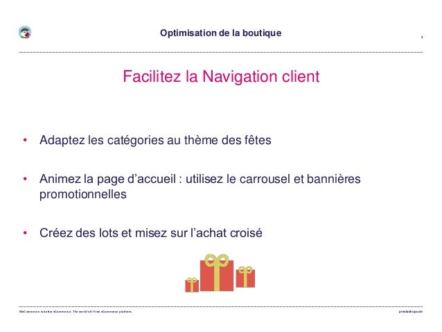 Noël 2015 : Conseils et astuces e-commerce pour booster vos ventes. Slide 3